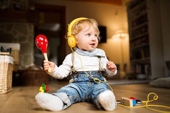 Instrumenty muzyczne wspierające rozwój dziecka