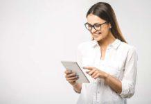 Tablet jako mini urządzenie niezbędne w codziennej pracy