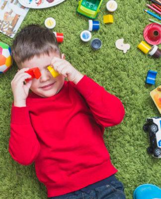 Co można kupić na prezent dla 3-latka?