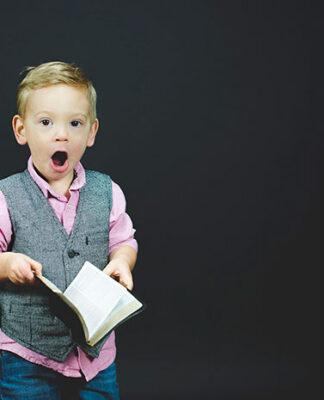 Jak modnie ubrać małego chłopca