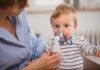 zastosowanie inhalacji u dziecka