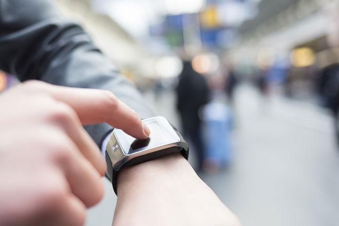 Zegarek z lokalizatorem GPS